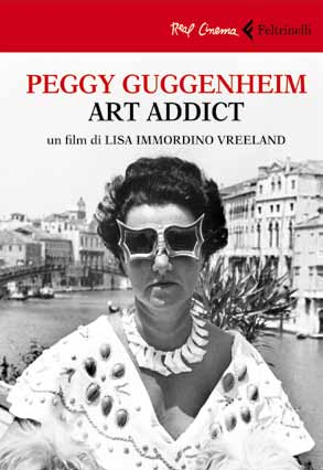 Peggy Guggenheim - Art addict (libro+dvd)