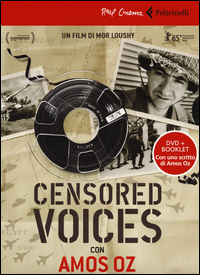 Censored voices con Amos Oz (dvd + booklet)