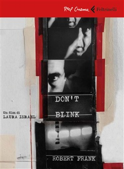Don't blink - Robert Frank (dvd + libro)