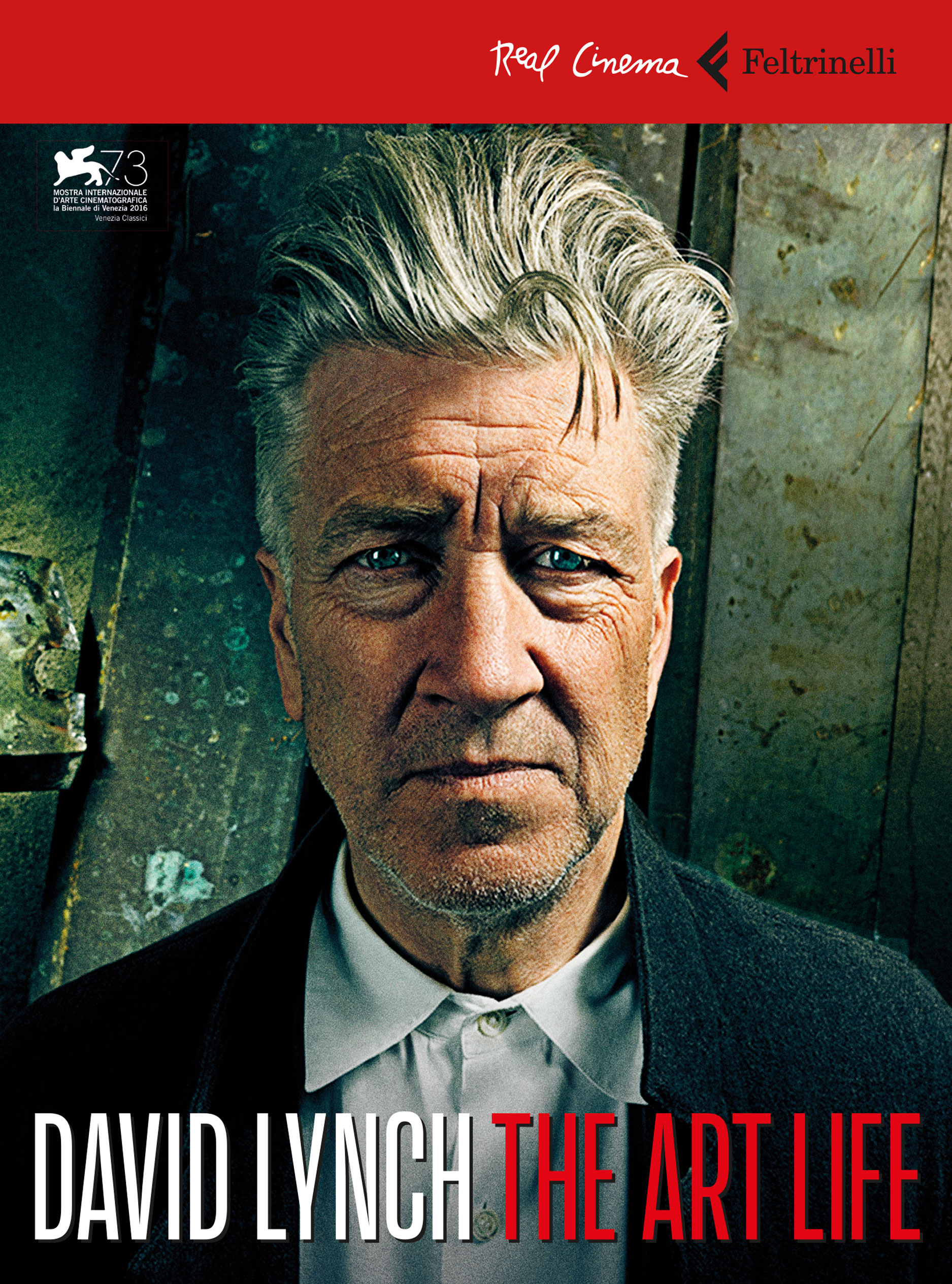 David Lynch - The art life (dvd + libro)