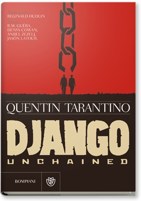 Django unchained (graphic novel)