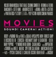 Movies - Sound! camera! action! (140 grandi film - 140 indimenticabili colonne sonore) Con 8 CD Audio