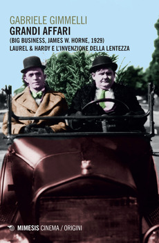 Grandi Affari (Big Business, James W. Horne, 1929) - Laurel & Hardy e l'invenzione della lentezza (Stanlio e Ollio)