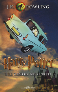 Harry Potter e la camera dei segreti (romanzo) 2