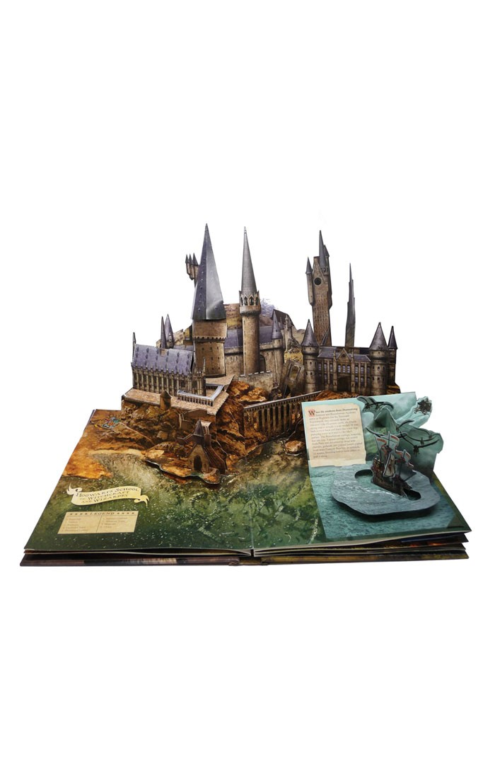 Harry Potter - Un libro pop-up