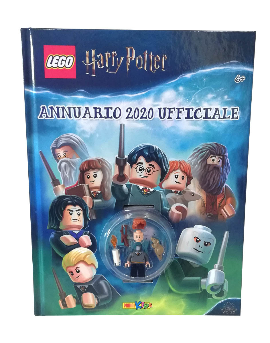 Lego Harry Potter - Annuario 2020 ufficiale