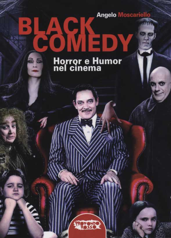 Black comedy - Horror e humor nel cinema