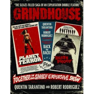 Grindhouse - The Sleaze-filled Saga of an Exploitation Double Feature (lingua inglese) (sceneggiatura)