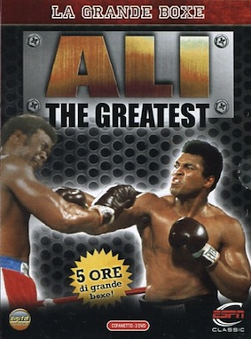 Alì the greatest (3dvd + booklet)