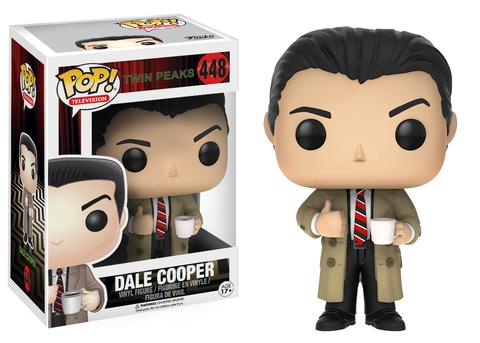 Pop television - Twin Peaks - Agent Dale Cooper #448