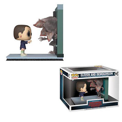 Pop movie moment - Stranger Things - Eleven and Demogorgon #727