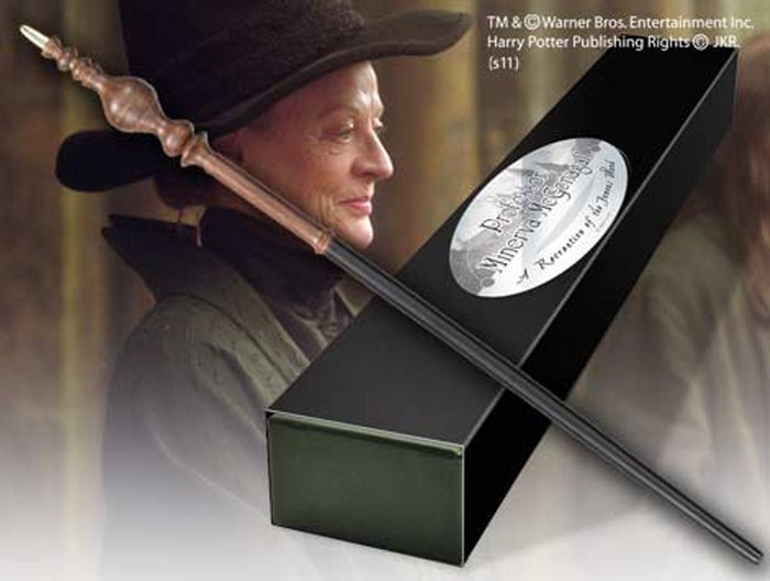 Harry Potter - Bacchetta - Minerva McGonagall Wand