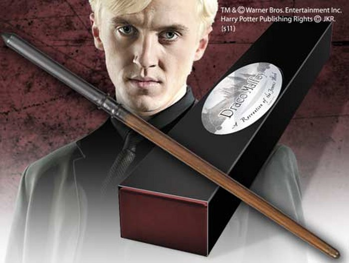 Harry Potter - Bacchetta - Draco Malfoy Wand