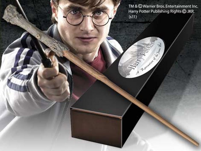 Harry Potter - Bacchetta - Harry Potter Wand