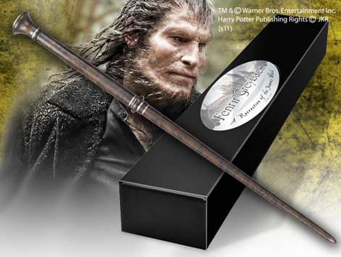 Harry Potter - Bacchetta - Fenrir Greyback Wand