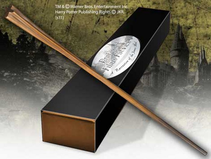 Harry Potter - Bacchetta - Filius Flitwick Wand