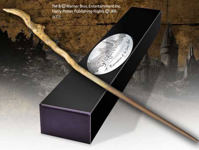 Harry Potter - Bacchetta - Gregorovitch Wand