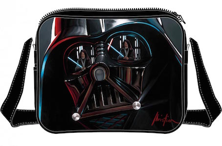 Star Wars - Borsa a tracolla - Darth Vader Mask messenger bag