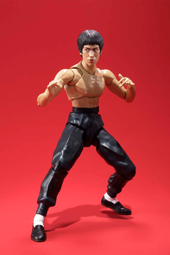 Bruce Lee SH Figuarts - Action figure