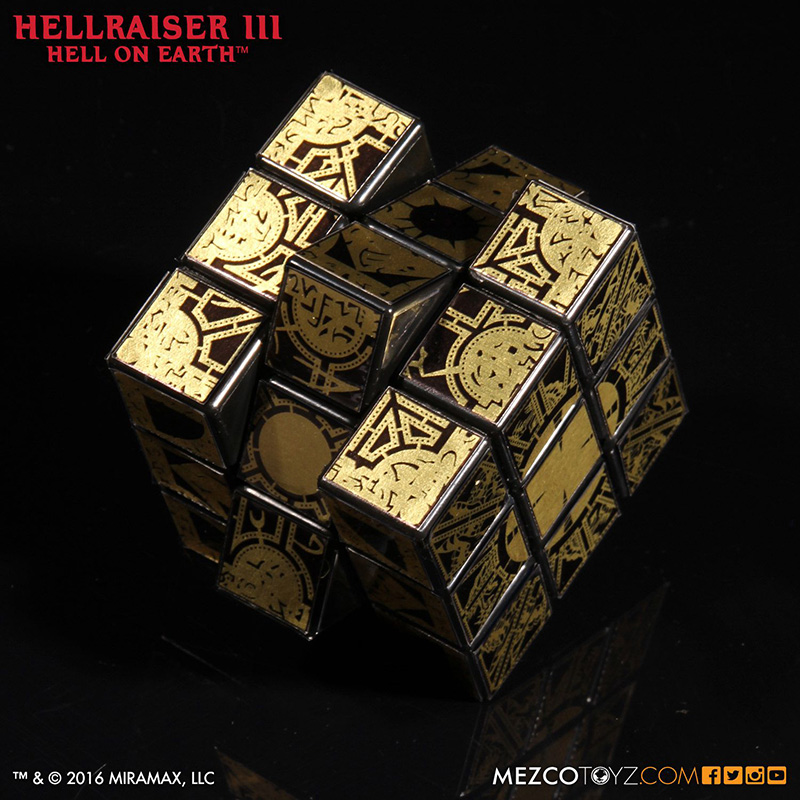 Hellraiser III - Hell on Earth puzzle cube