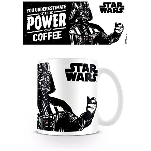 Star Wars - Tazza Mug - The power of coffee