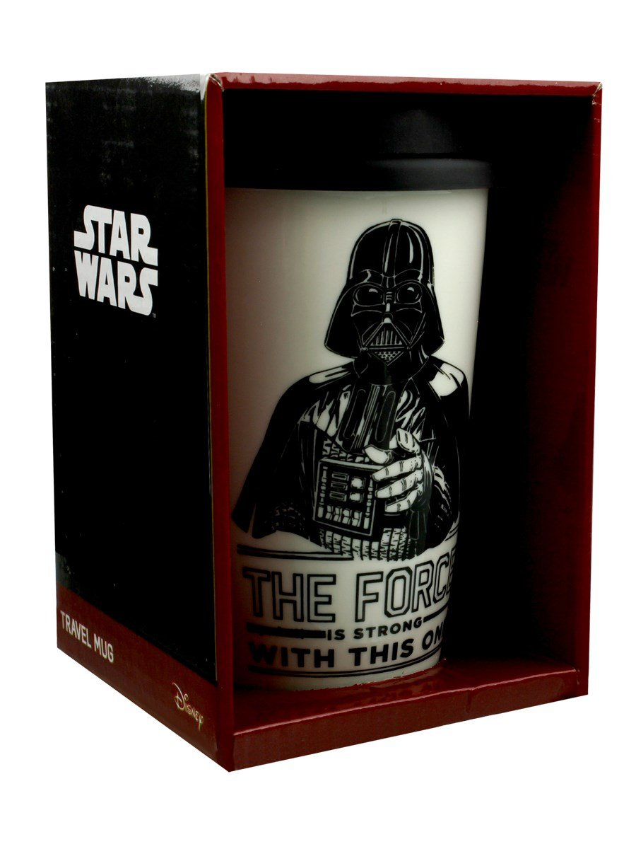 Star Wars - Tazza da viaggio - The force is strong Travel Mug