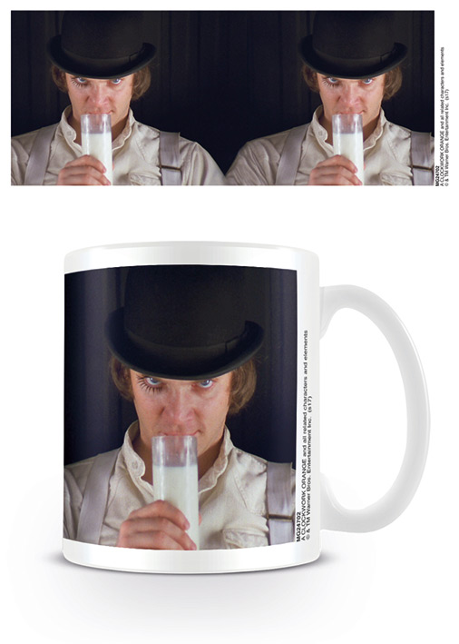 Clockwork Orange (A) - Arancia Meccanica - Tazza Mug - Alex