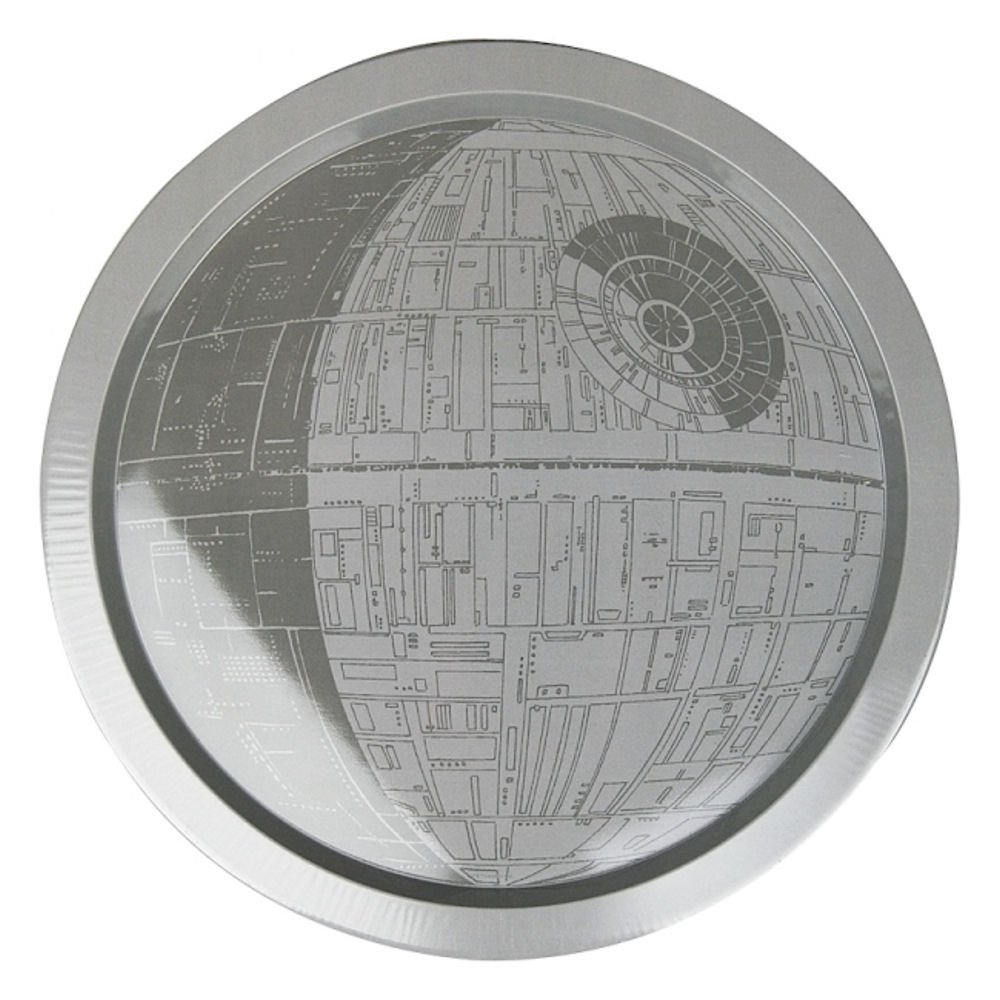 Star Wars - Vassoio - Death Star / Morte Nera