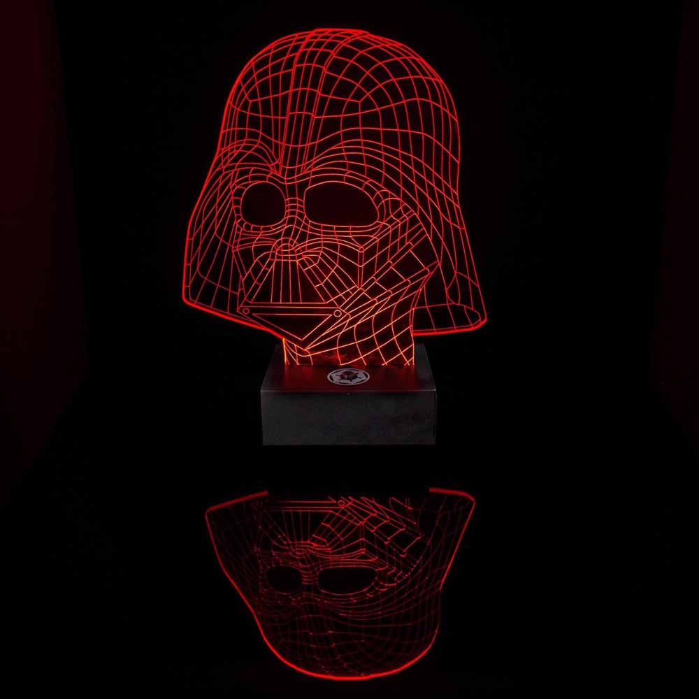 Star Wars - Lampada - Darth Vader