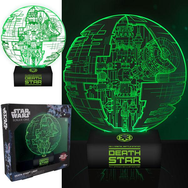 Star Wars Rogue One - Lampada - Death Star