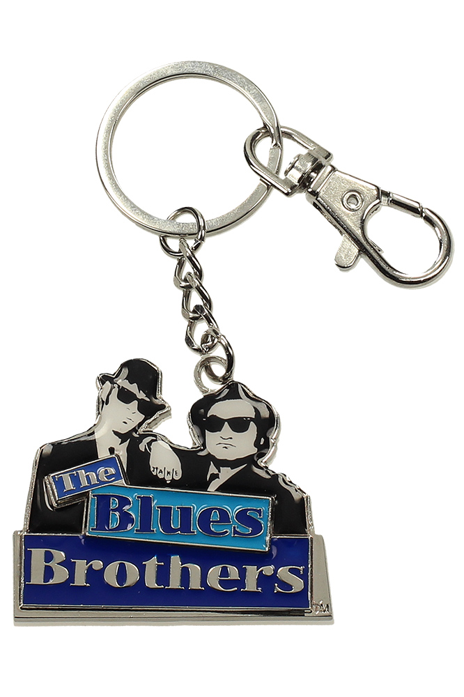Blues Brothers (The) - Portachiavi -  Silhouette keychain