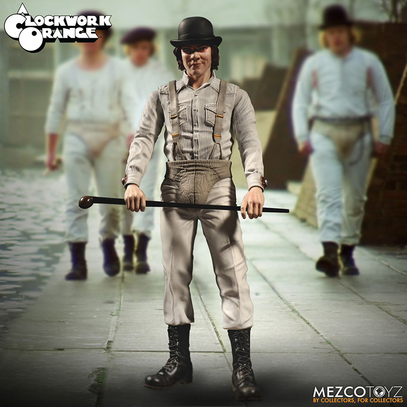 Clockwork Orange (A) - Arancia Meccanica - Alex 12 inch figure (30 cm)