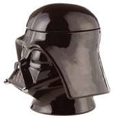 Star Wars - Biscottiera (Contenitore in ceramica con coperchio) - Darth Vader