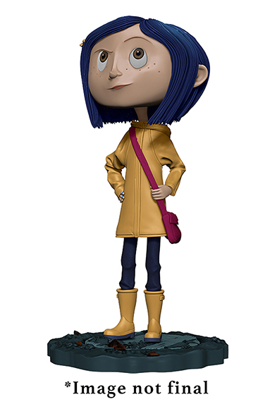 Coraline - Headknocker