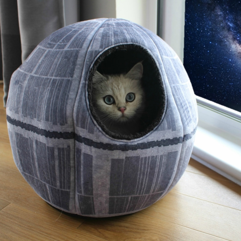 Star Wars - Cuccia gatto - Death Star pet cave
