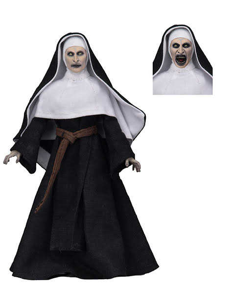 Conjuring saga (The) - The Nun - Action figure clothed