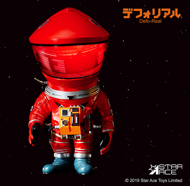 2001 A Space Odissey DF astronaut red (15 cm)