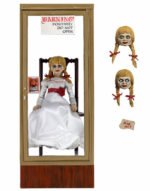 Conjuring saga (The) - Action figure - Ultimate Annabelle 3