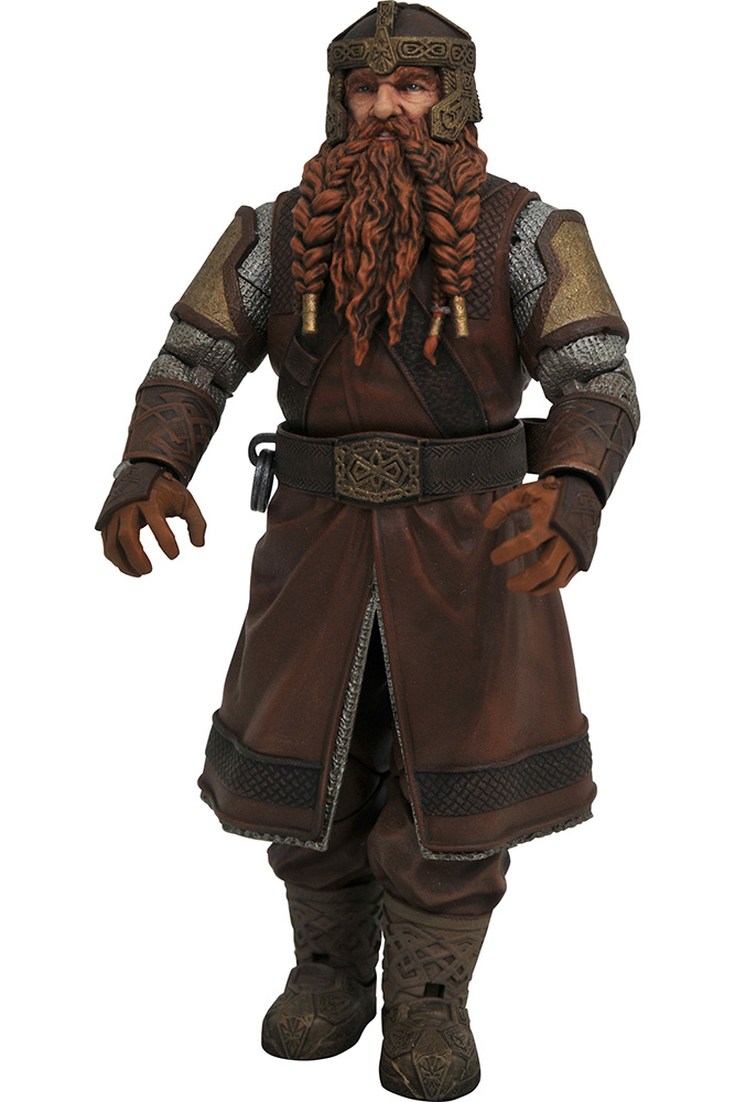 Lord of the Rings - Il Signore degli Anelli - Action figure s 1 Gimli