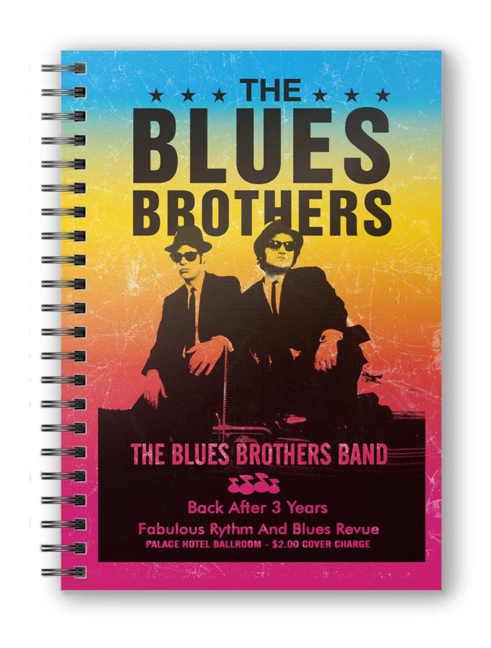 Blues Brothers (The) - Notebook - Taccuino - Band