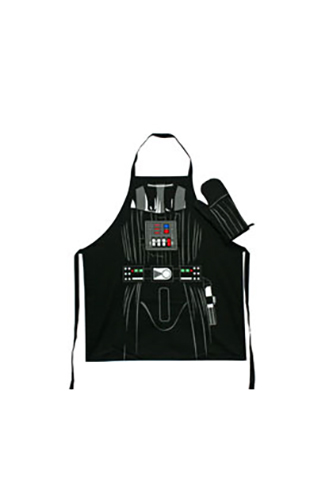 Star Wars - Grembiule e guanto - Darth Vader - Apron and oven mitt