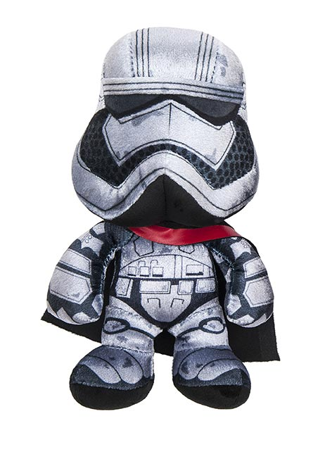 Star Wars VII - Peluche - Captain Phasma - 17 cm