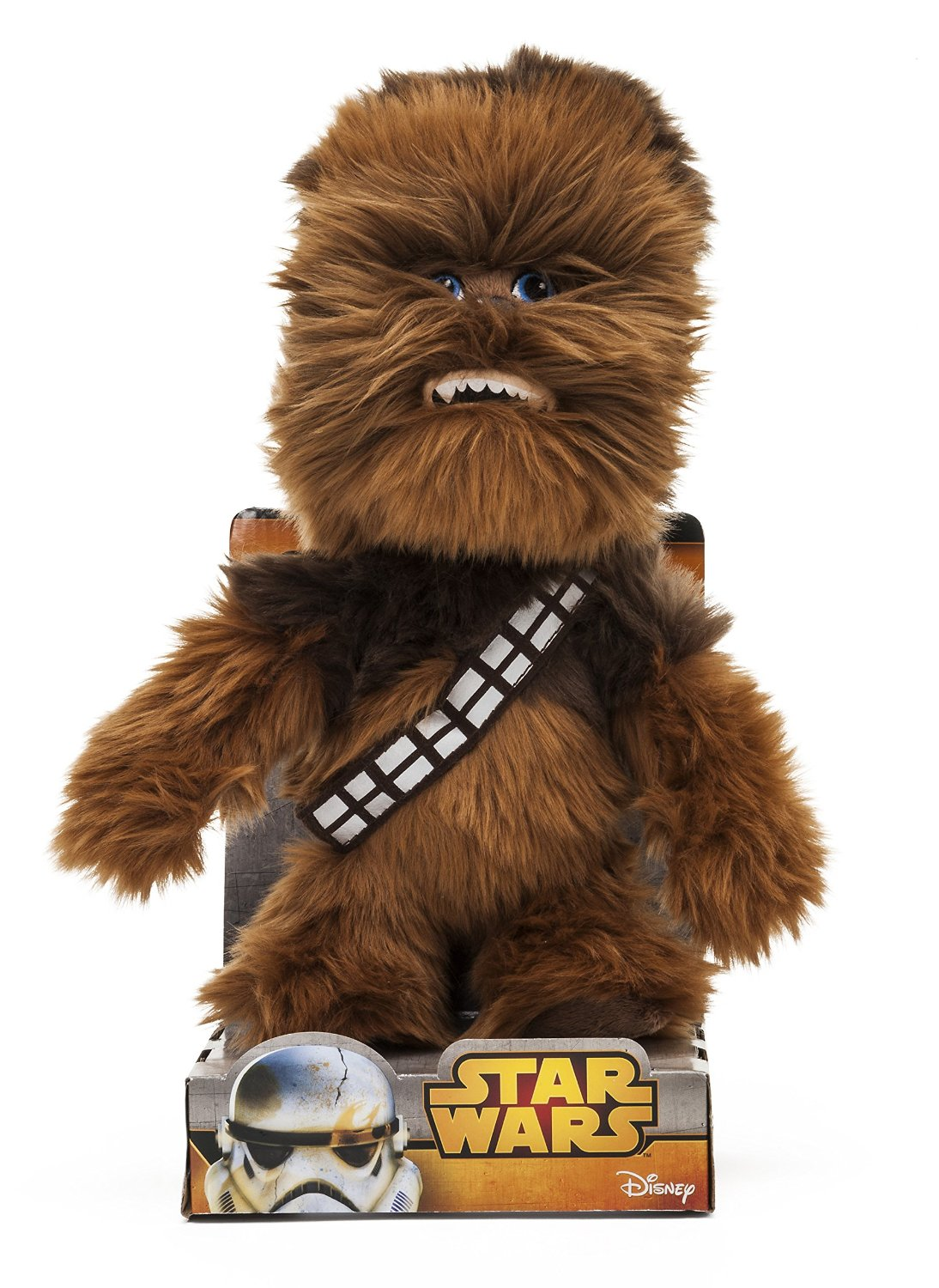 Star Wars - Peluche - Chewbacca - 25 cm