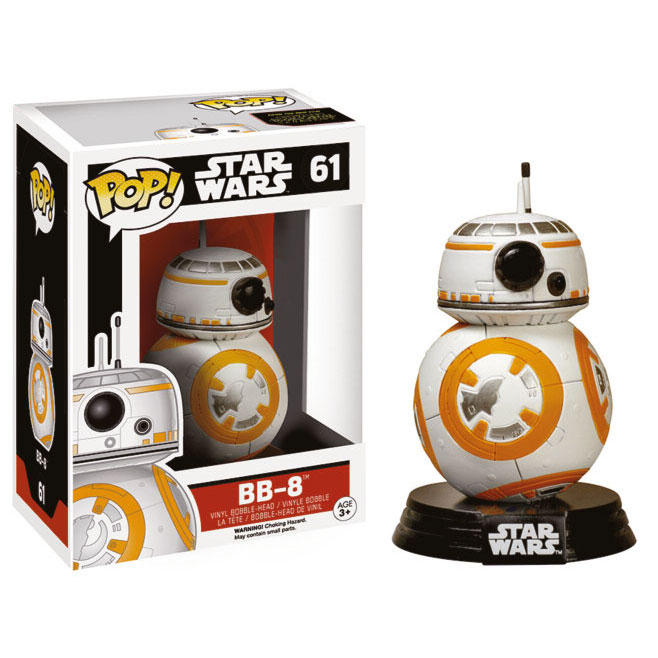 Star Wars VII - Funko Pop BB8 #61