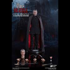 Christopher Lee - 1/6 Count Dracula - The scars of Dracula (29 cm) (Star Ace)