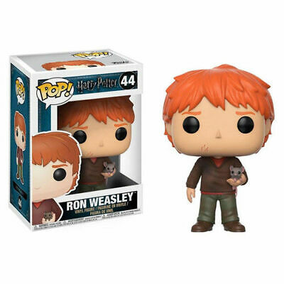 Funko Pop movies - Harry Potter - Ron with Scabbers (Crosta) #44