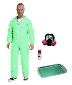 Breaking Bad - Action figure - Jesse Pinkman blue azmat
