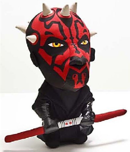 Star Wars - Peluche - Darth Maul - 23 cm