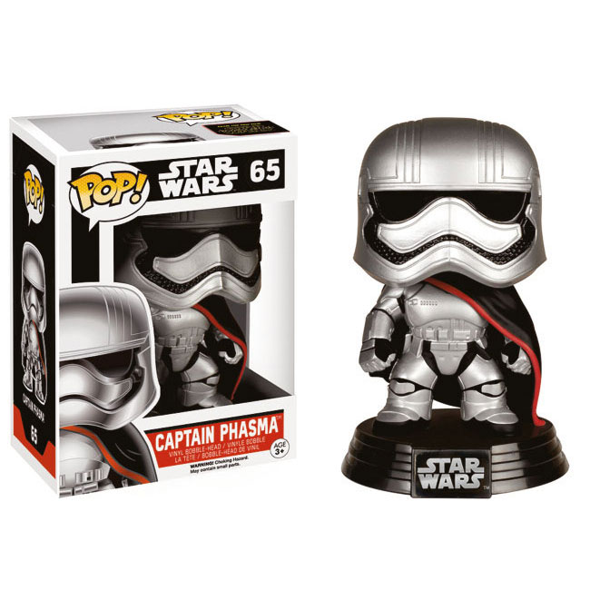 Star Wars VII - Funko Pop Captain Phasma #65