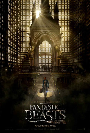 Fantastic Beasts and where to find them - Animali fantastici e dove trovarle
